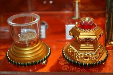 Maitrėjos projekto budistinių relikvijų turas Lietuvoje 2007, 2009 m.m.
