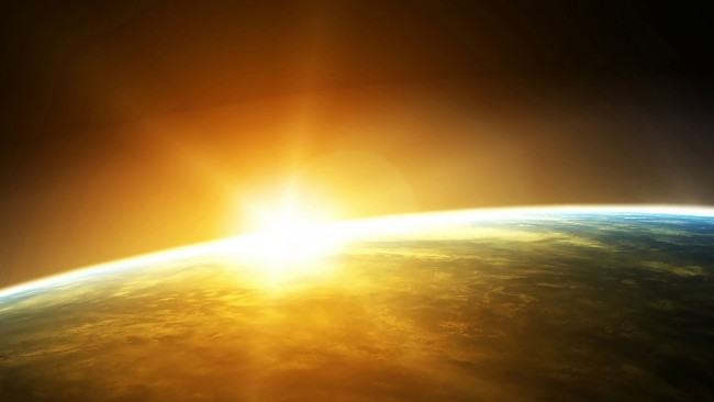 sauletekis zeme
