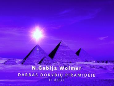 N. Gabija Wolmer seminaras 2016-11-12-13 DARBAS DORYBIŲ PIRAMIDĖJE, II dalis