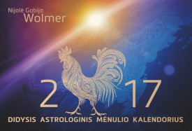 N.G. Wolmer 2017 Didysis astrologinis Mėnulio kalendorius