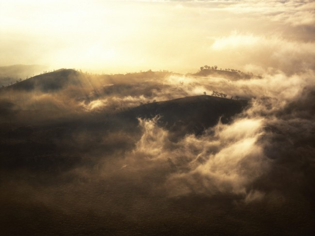 gamta kalnai grazu