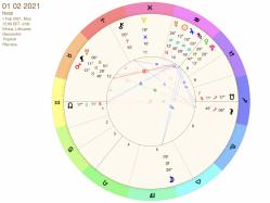 N. Gabija Wolmer. Vasario astrologinės tendencijos